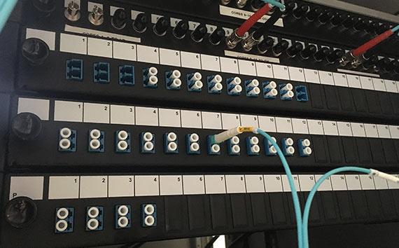 Fibre Patch Panels