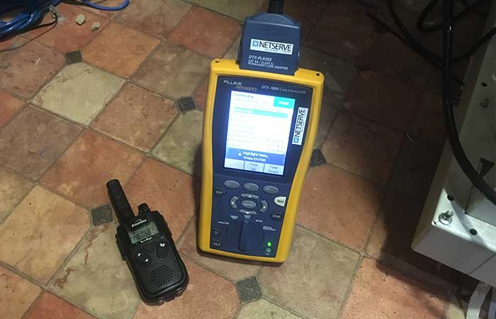 Data Cabling Derbyshire