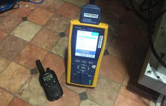 Data Cabling Nottinghamshire