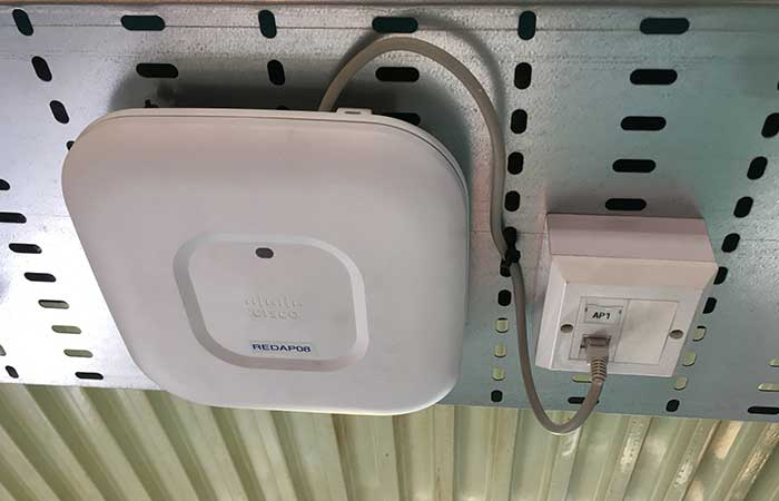 Wifi Cabling Worcestershire
