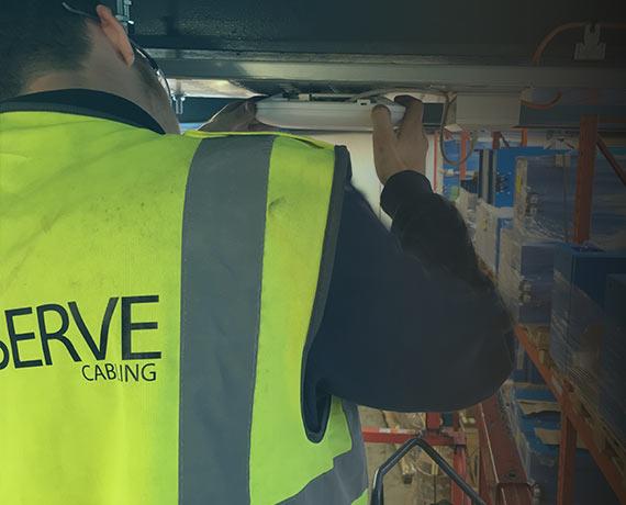 Netserve Cabling